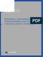 Identidad e Identidades,Potencialidades Para La Cohesión Social y Territorial_Orduna