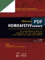 Manual Da Homoafetividade VECCHIATTI, Paulo Roberto Iotti 2013