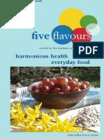 Five Flavours