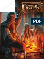 Smiths of Winterforge Rulebook 0.9