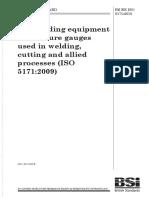 BS EN ISO 5171-2010