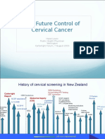 Lewis Hazel the Future Control of Cervical Cancer