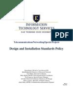 ETSU OIT Guidelines