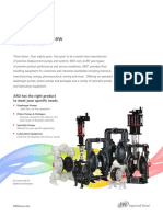 ARO Drum Pumps Catalogue 2014
