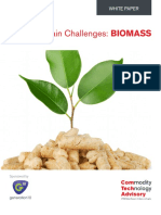 Supply Chain Challenges BIOMASS