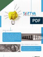 Tattva Creations Pvt. Ltd.