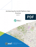 Arc Gis Platform Conceptual Reference Architecture
