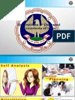 Self Analysis Planning and Prioritizing