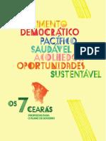 Os 7 Cearás - Propostas Para o Plano de Governo