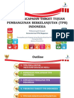 Wahyuningsih Darajati Upaya Pencapaian Target SDGs