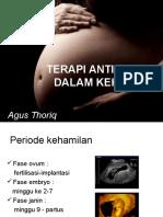 Antibiotika Dlm Kehamilan
