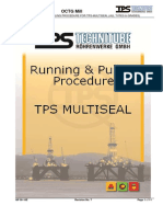 OCTG Running and Pulling Tps