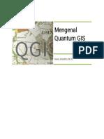 01 Mengenal Quantum GIS