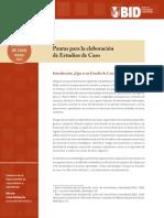 Pautas para la elaboración de Estudios de Caso.pdf