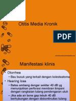 Otitis Media Kronik