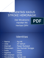 PRESKAS+NEUROEMERGENSI+STROKE+HEMORAGIK