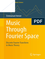 Music Through Fourier Space