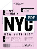 How to Move to NYC v1 Sample