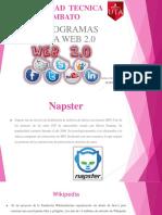Programas de La Web 2.0 (1)