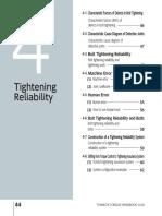 04 Tightening Reliability