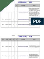 Requisitos Legais - SGA