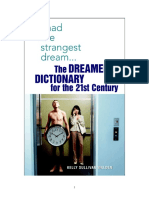 I Had the Strangest Dream...the Dreamer's Dictionary for the 21st Century - Kelly Sullivan Walden