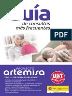 Artemisa 2012 Guia de Consultas Mas Frecuentes