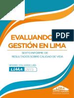 Lima Como Vamos 2015