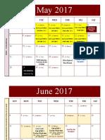 gfms school calendar may 2017