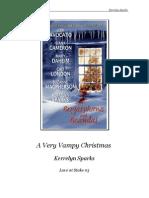 Sparks, Kerrelyn - Unas navidades muy vampiricas