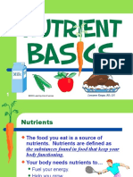 nutrient basics