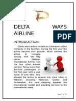 Dalta Wayz Airline