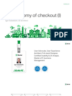 Anatomy of Checkout (I dalis)