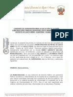 Contrato de Supervisión Distrito de Quito Arma