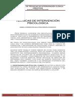 Manual de Tecnicas de Intervencion Creativas