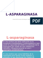 Presentación L Asparaginasa