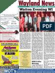 The Wayland News May 2017