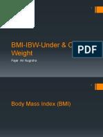 5. BMI_kebidanan 2013