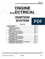 Engine Electrical Ignition System 16c