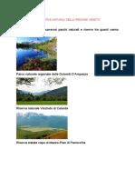 Parchi e Riserve Naturali Veneto