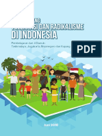 Buku Laporan Riset Intoleransi Dan Radikalisme Di 4 Wilayah Wahid Institute Web