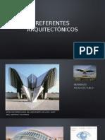 Referentes en Arquitectura