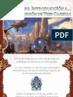 Codex Anathema - Vol. v - Un Gorgón de Tres Cabezas