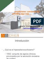 Hiperadrenocorticismo PDF