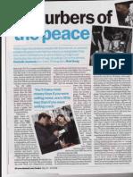 Disturbers of the Peace