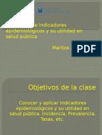 Indicadores Epidemiologicos 2017