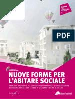 Nuove Forme Per l'Abitare Sociale