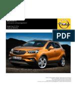 Opel Mokka X, il listino