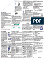 Glucoleader Manual