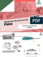 PPT El Vector de Tu Dirección Nivel Segundo Medio